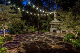 Lighting For Patios Patio Pergola And Deck Lighting Ideas And Pictures