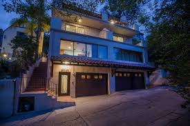 House With Studio Hollywood Hills Home Complete With Studio 5940 Manola Way Los