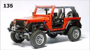 jeep instructions technic jeep wrangler by madoca 2017 building instructions