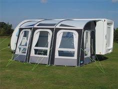 Used Caravan Awnings Kampa Rally 390 Caravan Porch Awning Caravan Awnings