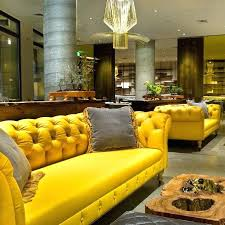 Modern Yellow Sofa Yellow Openpoll Me