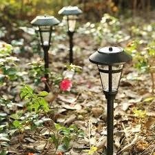 modern solar garden lights decorative solar garden lights ideas