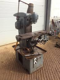 Woodworking Machinery Ebay Uk by Harrison Milling Machine Milling Machine Machine Tools And