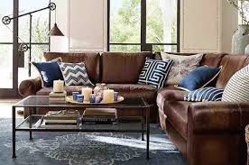 Brown And Blue Living Room Brown And Blue Living Room Decorating - Blue family room ideas