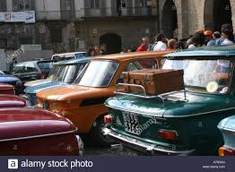 fiat cars old fiat cars exposition stock photo royalty free image 11759297