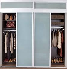 Frosted Glass Closet Sliding Doors Modern Glass Closet Doors With Closet Sliding Doors Modern
