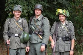 german soldiers of ww2 stock image image of outdoor 10974869