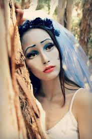 Corpse Bride Halloween Costume Live Pointe Emily Corpse Bride Diy Makeup U0026 Costume