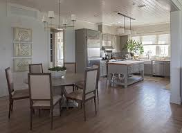 light colored kitchen tables gray kitchen opens to gray dining room cottage dining room