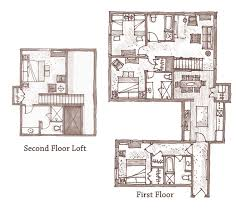 four bedroom floor plans captain cromwell grand 4 bedroom suite nantucket the nantucket