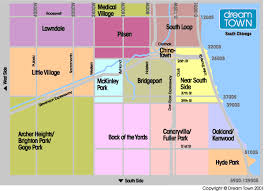 chicago map side chicago south side neighborhood guide real estate listings
