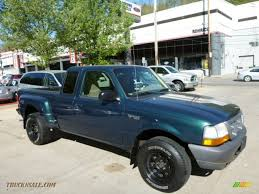 green ford ranger 1998 ford ranger xlt extended cab 4x4 in emerald green