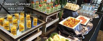 showroom canape tags mini showroom canapé buffet food catering services in kl