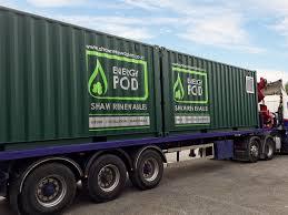 shaw renewables ltd high offley staffordshire 199kw biogas boiler