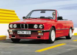 red 87 bmw e30