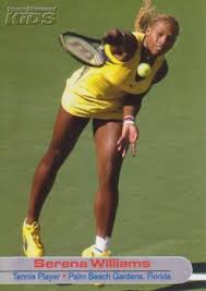 serena williams gallery the trading card database