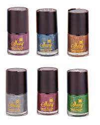 amazon com shany cosmetics magnetic nail polish earth colors