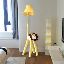 Baby Nursery Table Lamps With Cute Room Accessory Of White Giraffe