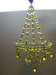 Tutorial On Diy Beaded Chandelier 206 Best Window Jewelry Images On Pinterest Wind Chimes