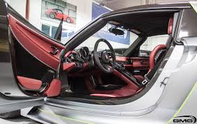 Porsche 918 Custom - porsche 918 spyder carbon additions gmg racing