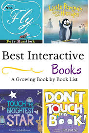 Bookshelf Books Child And Story Books The Newest And Greatest Interactive Books For To Add To Your
