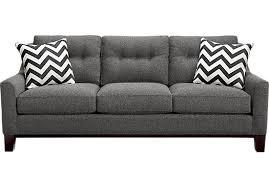 Gray Sleeper Sofa Magnificent Gray Sofa Sleeper Interiorvues