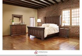 Bedroom Furniture Direct Queen Bed By International Furniture Direct Turner U0027s Fine Furniture
