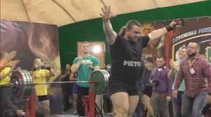Raw Bench Press Program 302 5kg 666lbs Raw Bench Press By Dmitry Golovinsky Ukraine