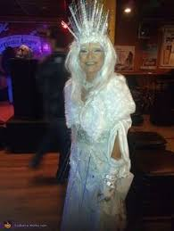 Ice Queen Halloween Costume Ideas Winter Queen Halloween Costume Artsy Halloween