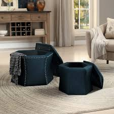 navy blue accent table coffee table blue console table side table with storage target