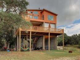 3br 3ba lakefront house with elevated views walk to beach sleeps