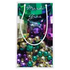 mardi gras bead bags colors of mardi gras bead throws photo