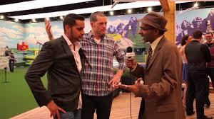 murtz jaffer interviews aj burman u0026 andrew monaghan in backyard at