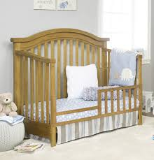 Turning Crib Into Toddler Bed by Sorelle Vista Elite 4 In 1 Convertible Crib Vintage Frost