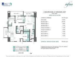 grandeur 8 floor plan infina towers quezon city projects by dmci homes
