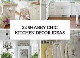Shabby Chic Kitchen Cabinets Ideas 1930s Kitchen Cabinet Kitchen Shabby Chic Style With Farm Sink