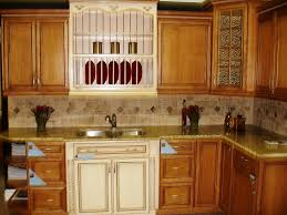 kitchen island with kraftmaid cabinetry medium size