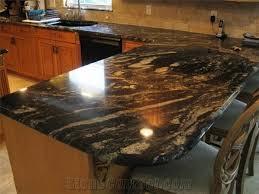 Granite Kitchen Countertops Titanium Granite Kitchen Countertop Titanium Black Granite