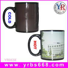 temperature color changing mug color cup color temperature color