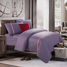 Purple Grey Duvet Cover Grey And Purple Bedding Best 25 Purple And Grey Bedding Ideas On