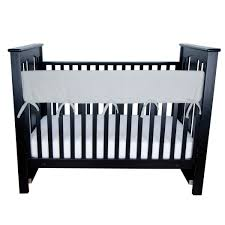 Convertible Crib Safety Rail by Trend Lab Crib Wrap Instructions Creative Ideas Of Baby Cribs