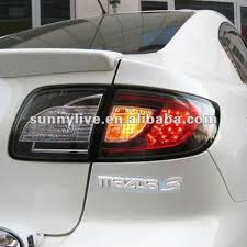 mazda 3 tail lights for mazda 3 led tail l 2003 to 2011 year buy mazda 3 back l