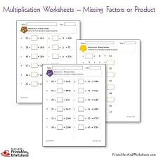 multiplication worksheets printables u0026 worksheets