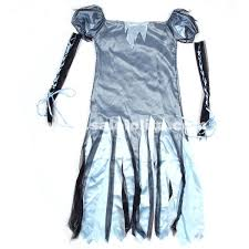 ghost costume costumes scary ghost costume blue