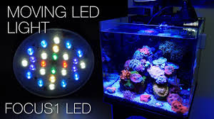 Aquarium Led Light Focustronic Focus 1 World U0027s First Moving Aquarium Led Light