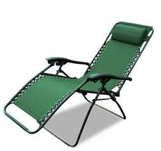 Folding Lounge Chair Indoor Lounge Chairs Folding Beach Patio Zero Gravity Ebay