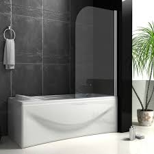 shower screens folding overbath shower screen aica bathrooms ltd