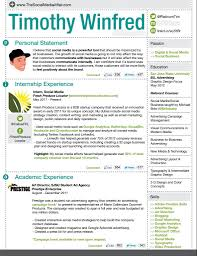 social media resume creative social media resume templates pictures inspiration