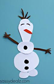 Toilet Paper Roll Crafts For Halloween by Frozen Olaf Toilet Paper Roll Craft For Kids Crafty Morning