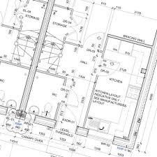 construction site plan design build architect a typical coordinated detailed design